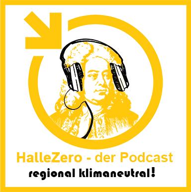 HalleZero Podcast Logo